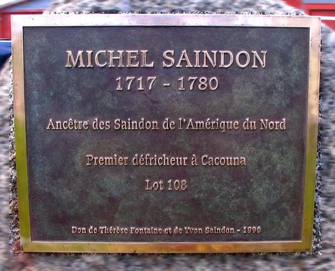 Panel Michel Saindon